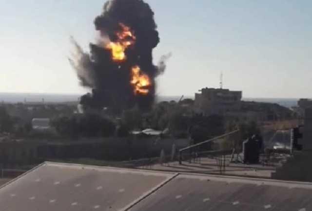 Израиль разгромил с воздуха квартиры военной верхушки ХАМАСа