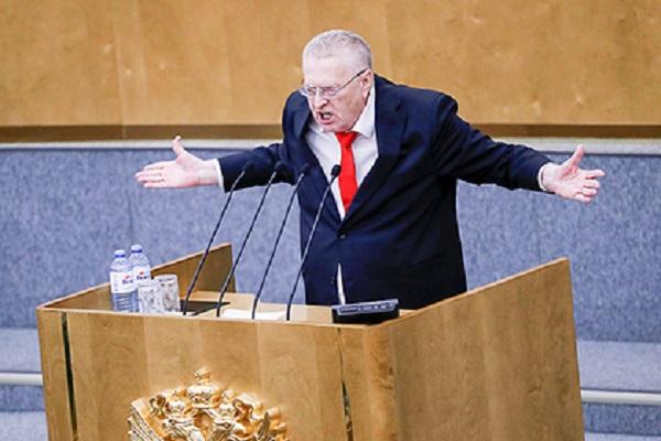 Жириновский пожаловался на ужин за 100 тысяч рублей с «прощелыгами с юга»