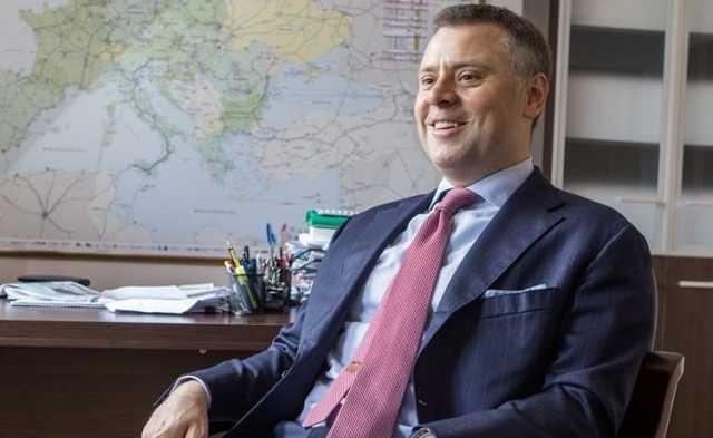 """С Витренко подписан контракт на 12 месяцев, набсовету """"Нафтогаза"""" предлагают остаться"""