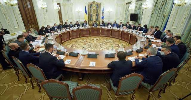 СНБО принял новые санкции против почти 700 человек — воров в законе и иностранных криминальных авторитетов