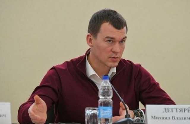 Источник рассказал, сколько хабаровчан готовы поддержать Дегтярева на выборах губернатора