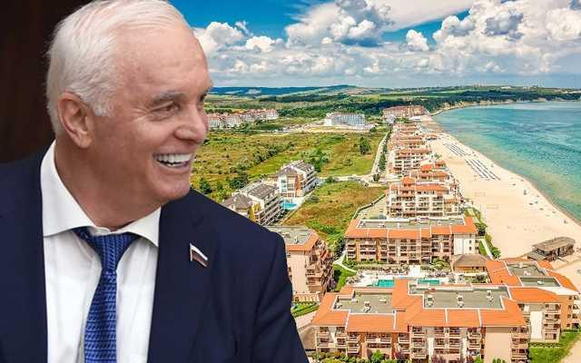 Депутат Госдумы от КПРФ Михаил Берулава может похвастаться не только ВНЖ Чехии, но и квартирами в Болгарии