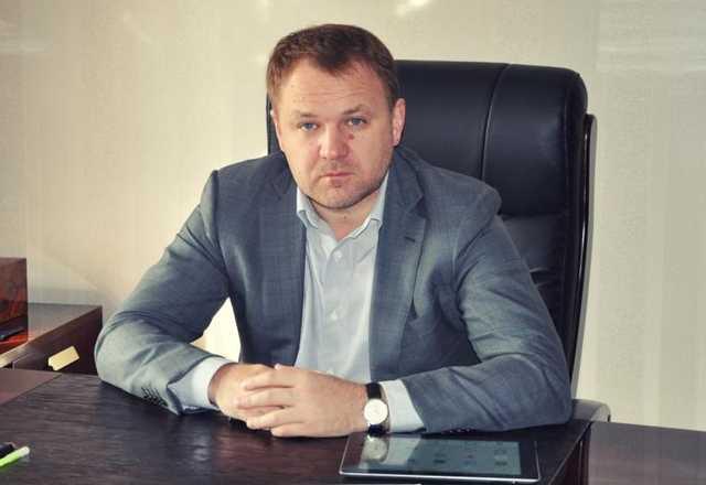 Угольного бизнесмена Кропачева за долги выселили из здания в центре Киева