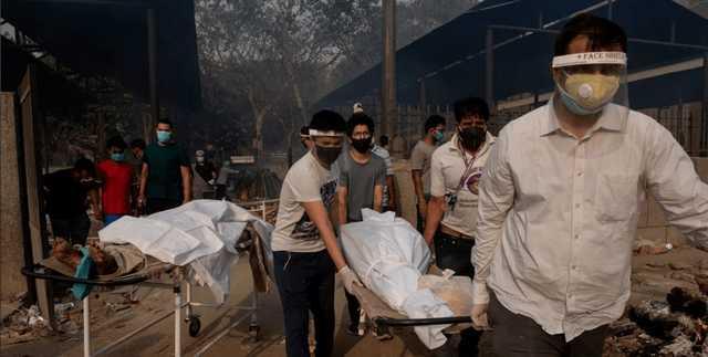 """""""Похоже на проигранную битву"""": в Индии фиксируют заболевание смертельным """"белым грибком"""""""