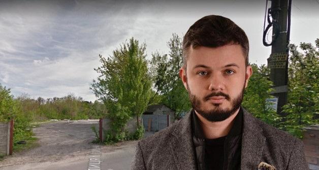 Новая стройка в Голосеевском районе Киева может привести к оползням и разрушению жилых домов