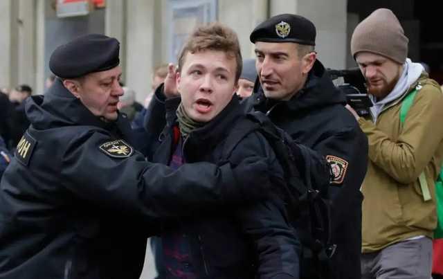 За Протасевичем в Греции следили агенты с российскими паспортами