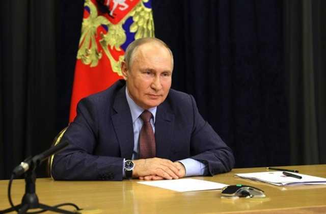 Владимир Путин подписал закон «против ФБК»