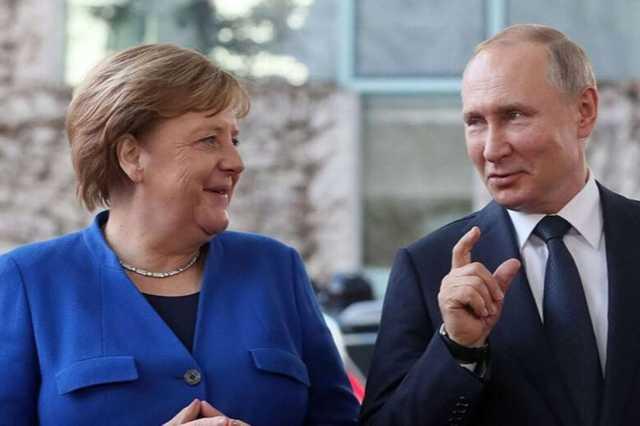 Путин заявил, что будет скучать по Меркель