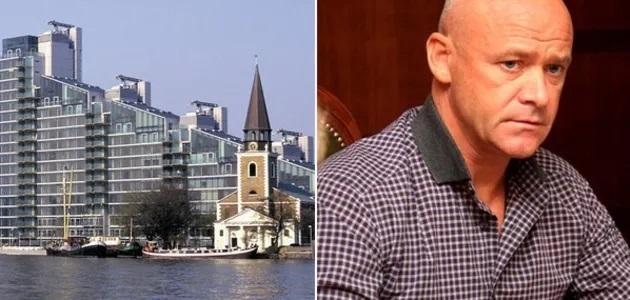 Банда Труханова-Ангерта десятилетиями грабящая Одессу скупила недвижимости в Лондоне на десятки миллионов долларов