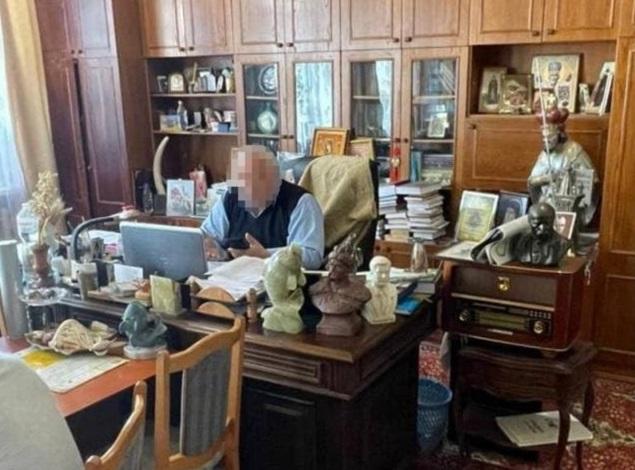 Директор Института рыбного хозяйства задержан за взятку