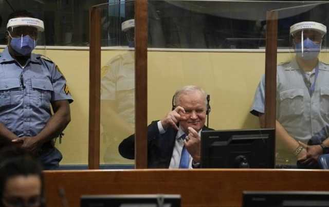 Резня в Сребренице: суд ООН оставил в силе пожизненный приговор сербскому генералу Младичу