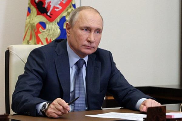 Путин сравнил законопроект Зеленского с идеями нацистской Германии