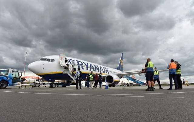 Европарламент намерен призвать ЕС изучить роль России в инциденте с Ryanair в Беларуси
