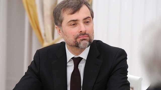 Сурков охарактеризовал отношения США и РФ словами перуанца Иисуса