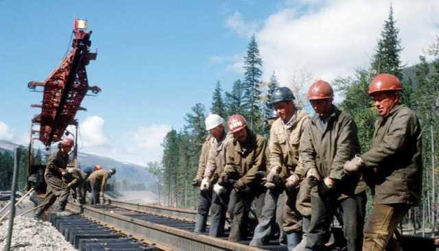 Вторую линию БАМа в Хабаровском крае будут возводить заключённые