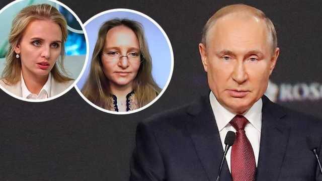 Насколько влиятельны тайные дочери Путина? — СМИ