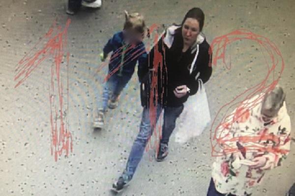 Няня похитила ребёнка в Подмосковье