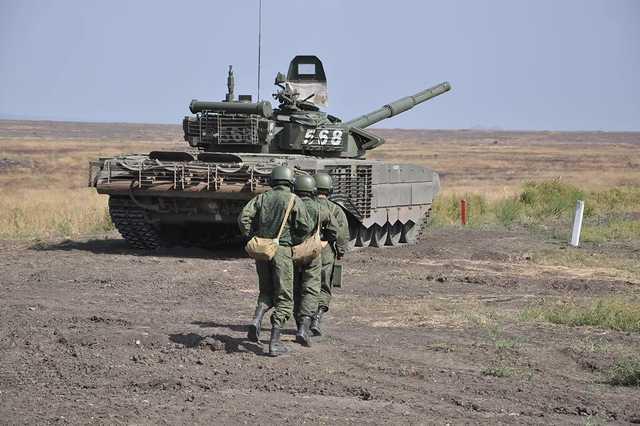 Главнокомандующий армией Швеции призвал готовиться к войне с Россией