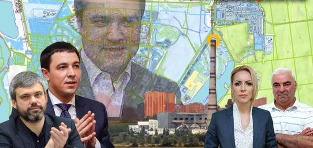 Троещинские луга: команда Кличко помогла броварским застройщикам украсть у киевлян 375 га земли
