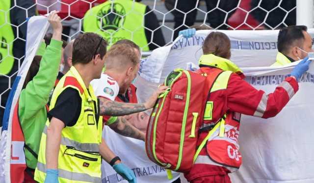 Врач озвучил неожиданные первые слова лидера сборной Дании после остановки сердца на Евро-2020
