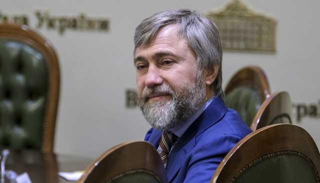 Новинский ведет переговоры о покупке телеканала Мураева