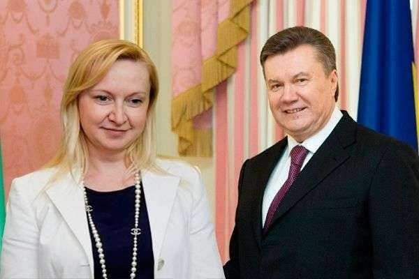 Все в «семью». Как добывает судебные победы любовница Януковича