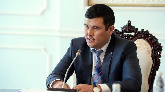 Список имущества арестованного Алмамбета Салиева