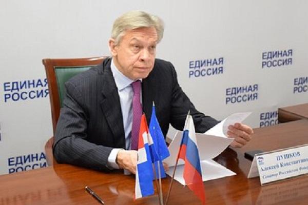 Пушков резко ответил на слова польского экс-министра об «угрозе России»