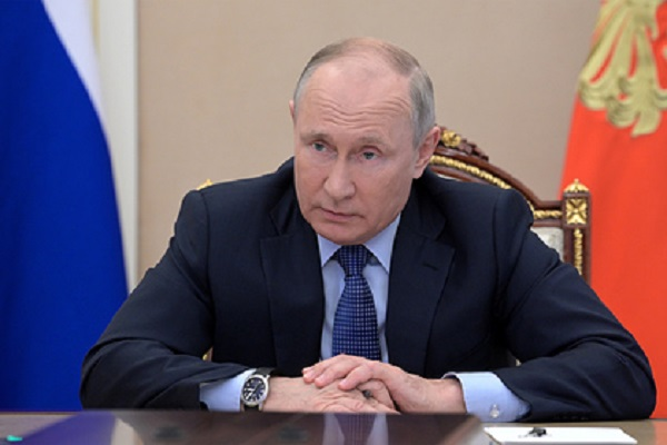 Опубликована статья Путина к 80-летию начала Великой Отечественной войны