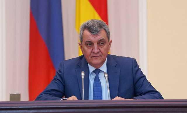 Новый врио главы Северной Осетии Сергей Меняйло носит часы стоимостью 700 тыс рублей