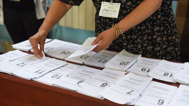Озвучены окончательные результаты выборов в Армении