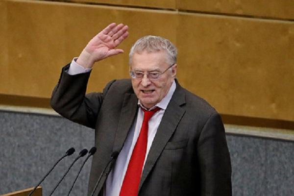 Жириновский призвал запретить Бероеву сниматься в кино