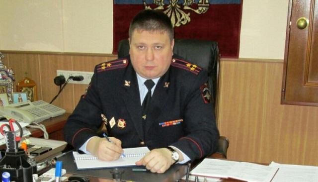 Главу полиции Егорьевска заподозрили в подготовке убийства предпринимателя