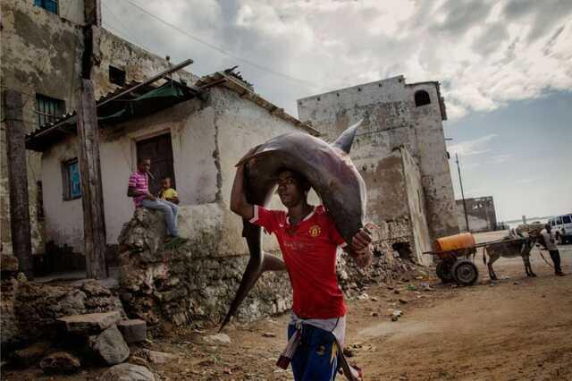 В центре Сомали прогремел взрыв, погибли люди