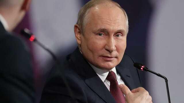 Путин: Зеленский пришёл к власти на вранье