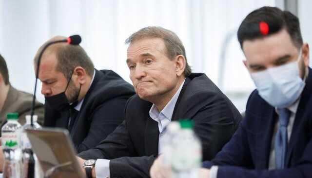Санкции СНБО против Медведчука готовили еще два года назад