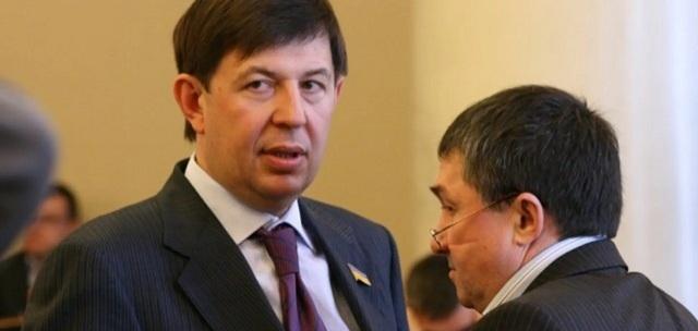 Суд арестовал имущество соратника Медведчука нардепа Козака