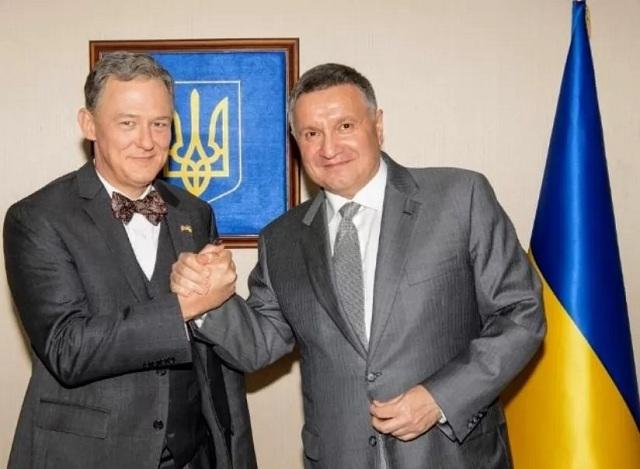 Зампомощника госсекретаря США Кент временно возглавил посольство в Украине