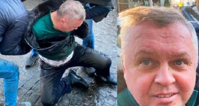 Покушение на генерала СБУ Наумова: один из подозреваемых пошел на сделку