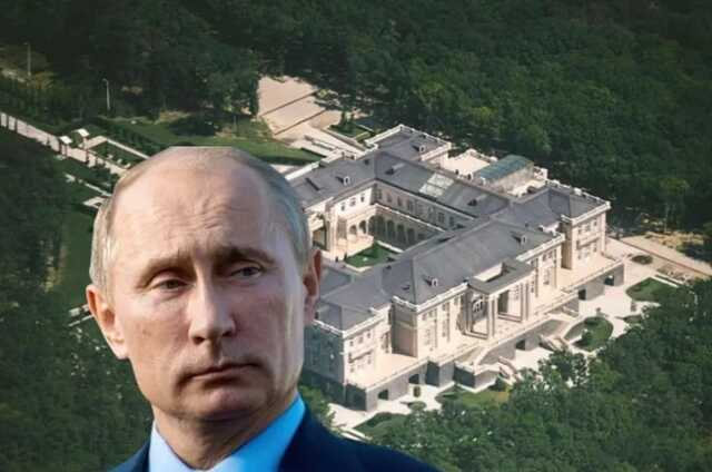 Настоящая история «дворца Путина»