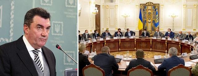 СНБО провел закрытое заседание: главные решения о санкциях, коронавирусе и олигархах