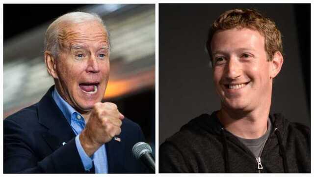 """""""Вы убиваете людей"""": между Джо Байденом и компанией Facebook разгорелся скандал"""