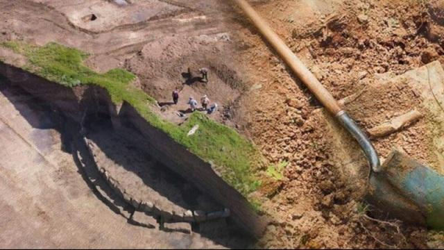 Как «черные археологи» ограбили «украинский Стоунхендж»
