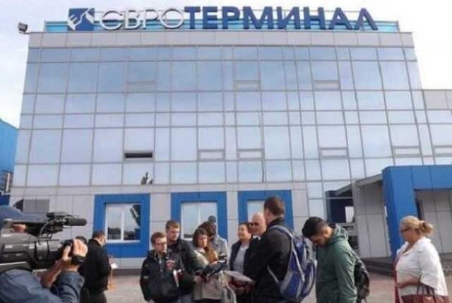 Одесский Евротерминал: криминальная банда продолжает грабежи и поборы