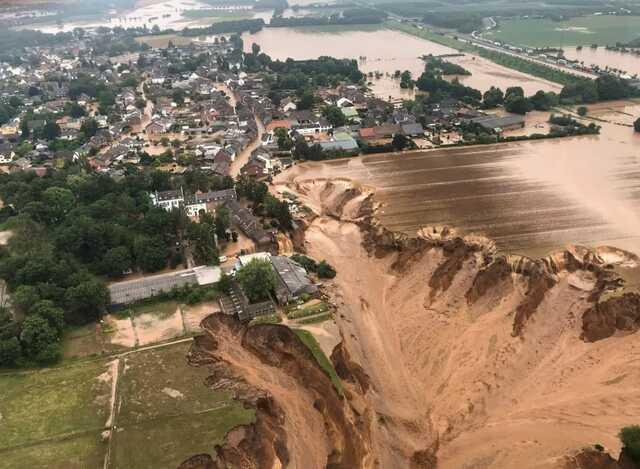 Сотни жертв и ущерб на миллиарды евро: как в Европу пришло самое масштабное за 60 лет наводнение