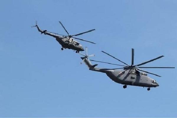 Что «нового» на МАКС-2021 покажут патронируемые Минпромторгом АО «Вертолёты России»?
