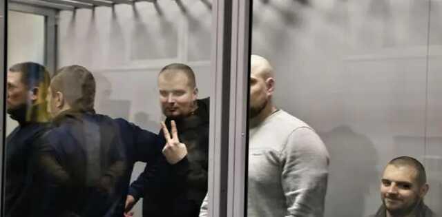 В Бердянске суд огласил приговор обвиняемым по делу об убийстве атошника Сармата