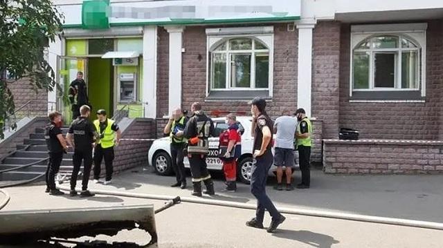 Ограбившую банк киевлянку отправили в СИЗО