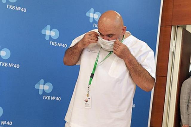 Проценко поддержал позицию Путина по вакцинации