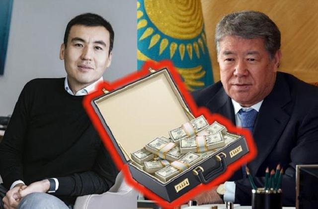 Галимжан Есенов и Ахметжан Есимов останутся в доле? Самрук-Казына продолжит грабить, но уже без АТФбанка?